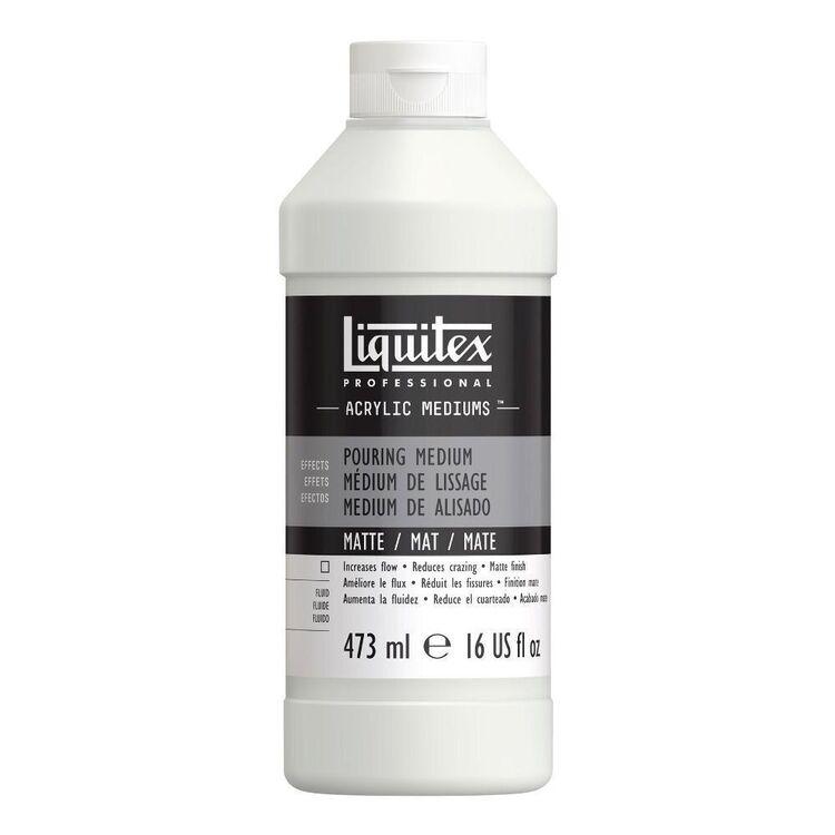 Liquitex Matte Pouring Medium