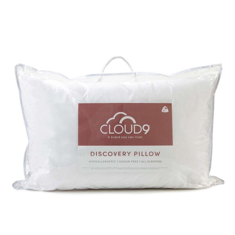 Cloud 9 Discovery Standard Pillow