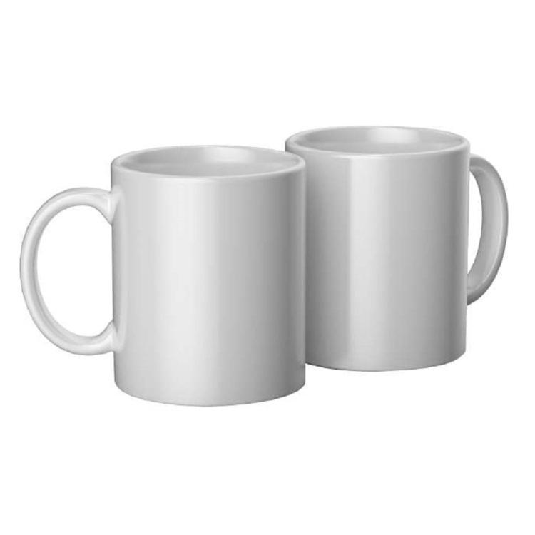Cricut Mug Press Ceramic Mug 2 Pack