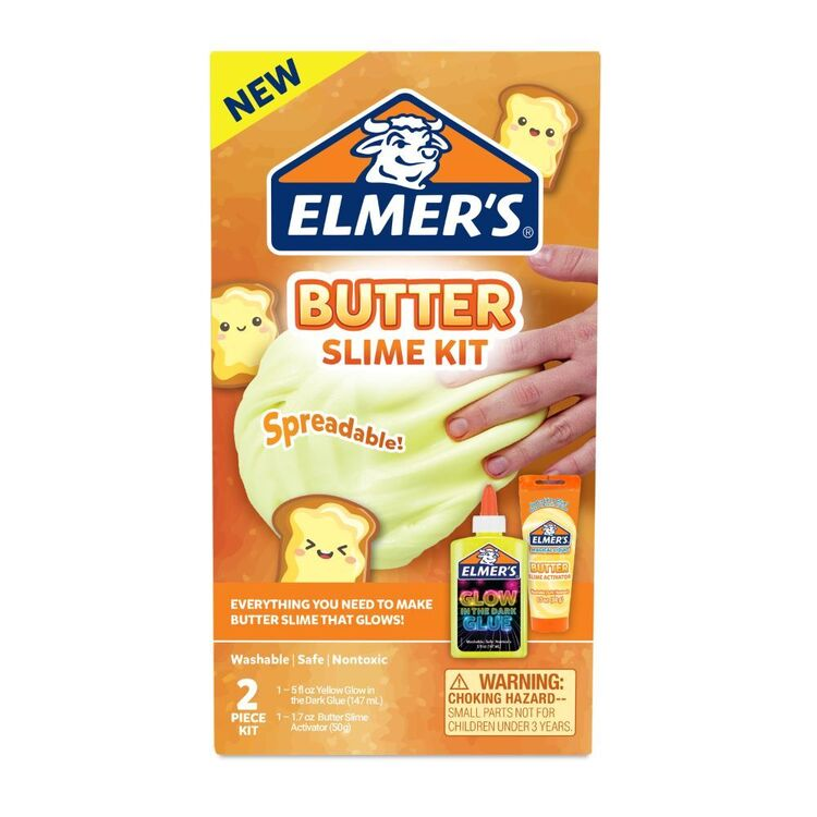 Elmer's Butter Slime Kit