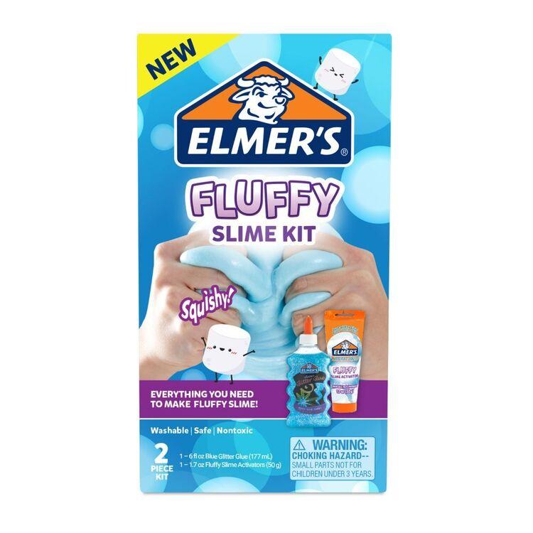 Elmer's Fluffy Slime Kit