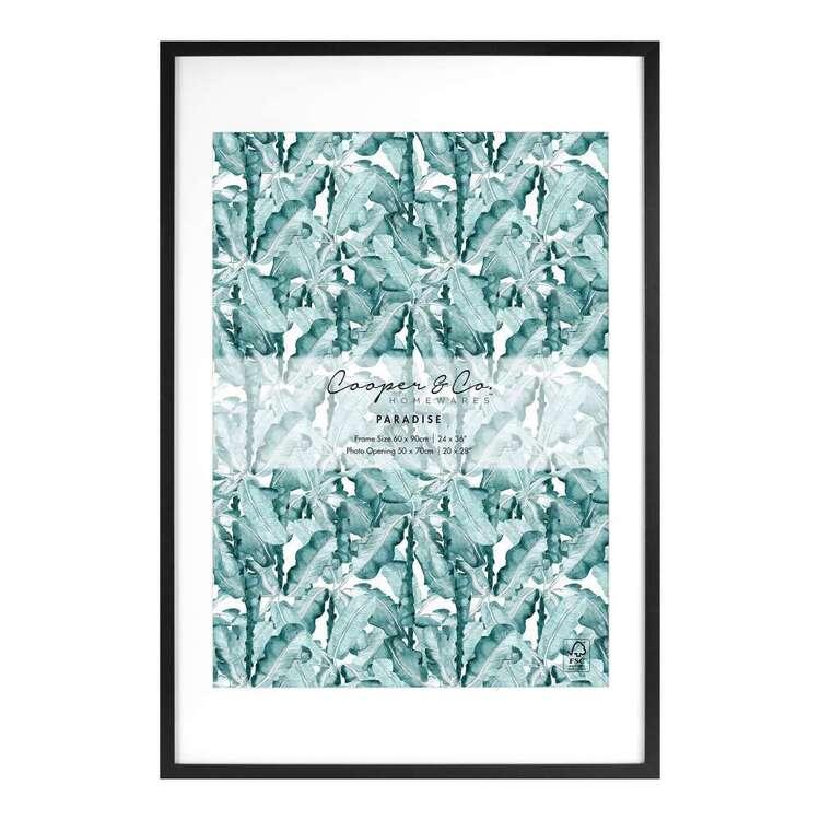 Cooper & Co Paradise 60 x 90 cm Wooden Frame