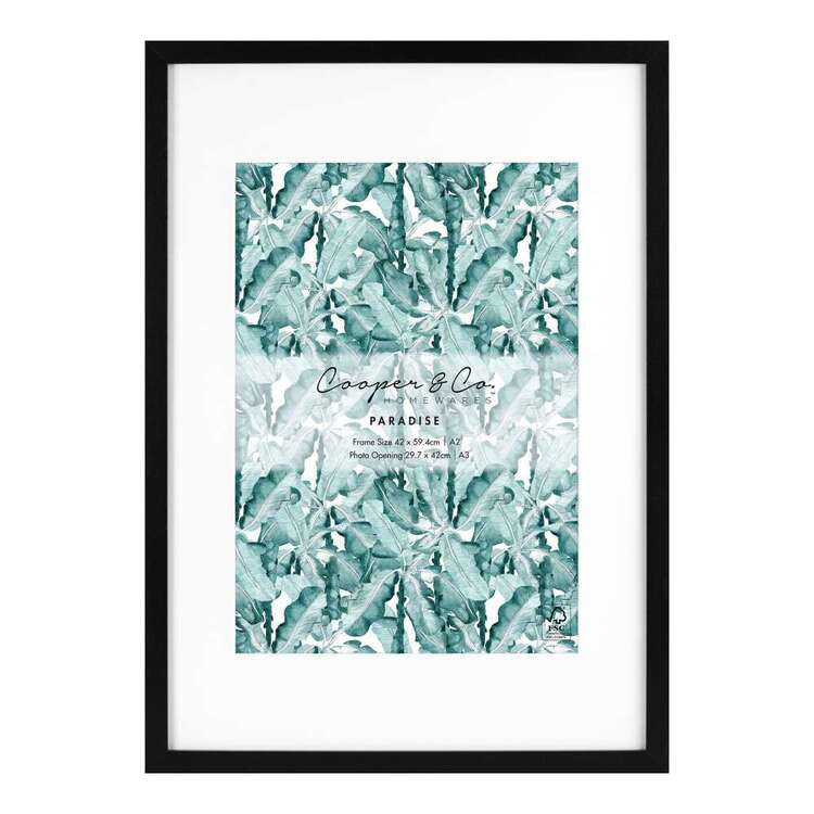 Cooper & Co Paradise A2 / A3 Wooden Frame