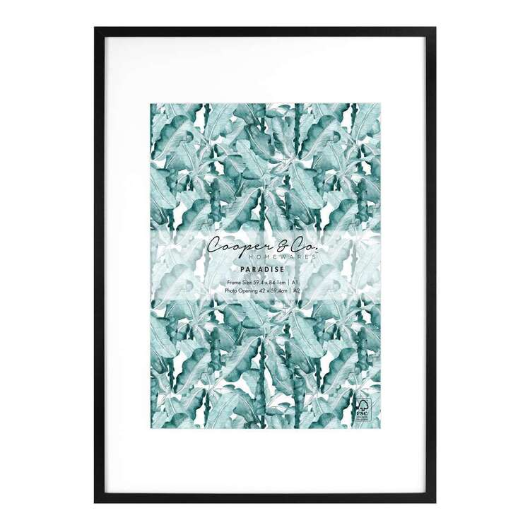 Cooper & Co Paradise A1 / A2 Wooden Frame