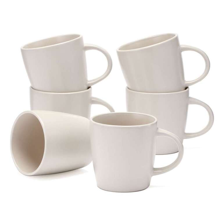 Cooper & Co Annisa Mugs Set Of 6