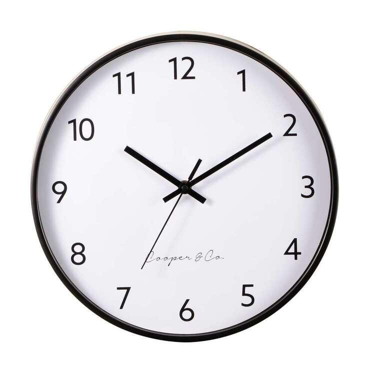 Cooper & Co 30 cm Anderson Wall Clock