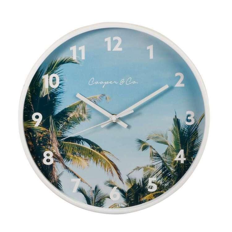 Cooper & Co 30 cm Miami Wall Clock