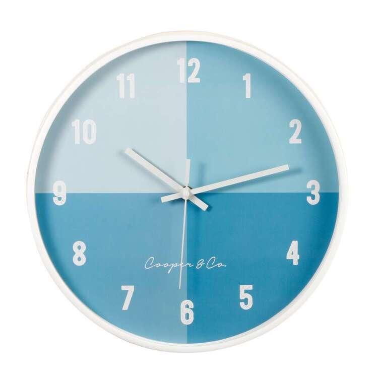 Cooper & Co 30 cm Hampton Wall Clock