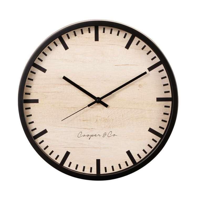 Cooper & Co 35 cm Solomon Wall Clock