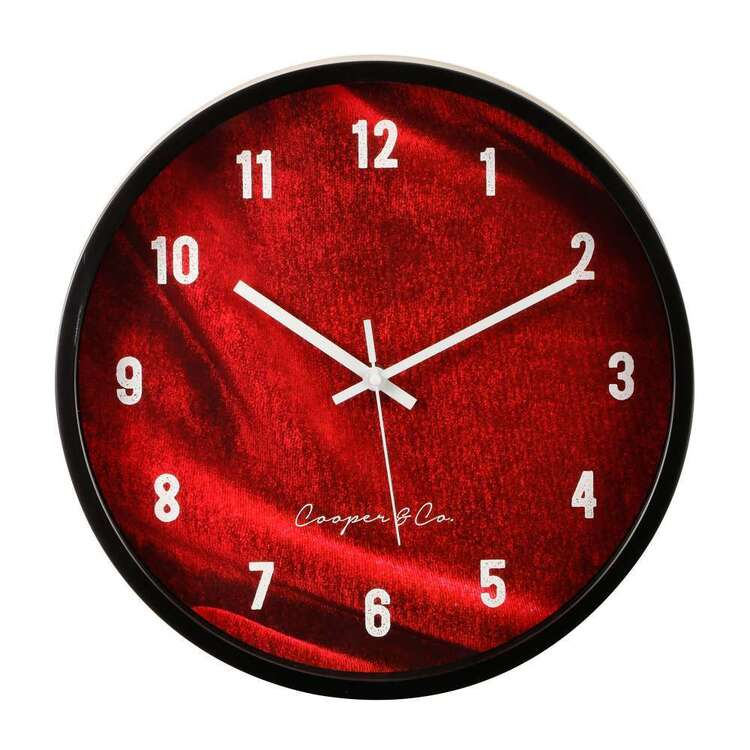 Cooper & Co 35 cm Vogue Wall Clock