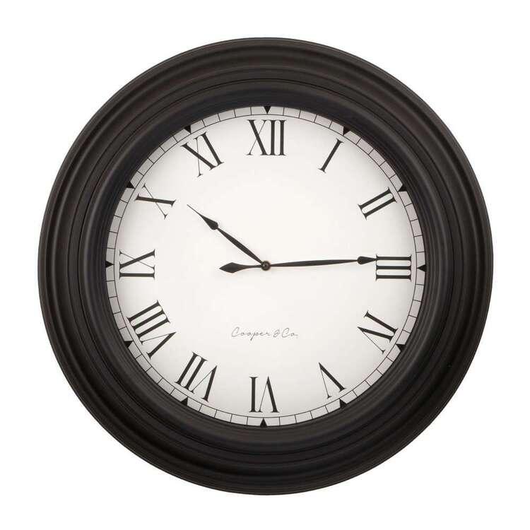 Cooper & Co 60 cm Jumbo Clock Design #1