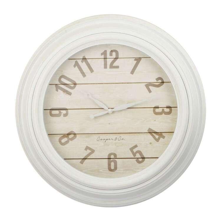 Cooper & Co 60 cm Jumbo Clock Design #2