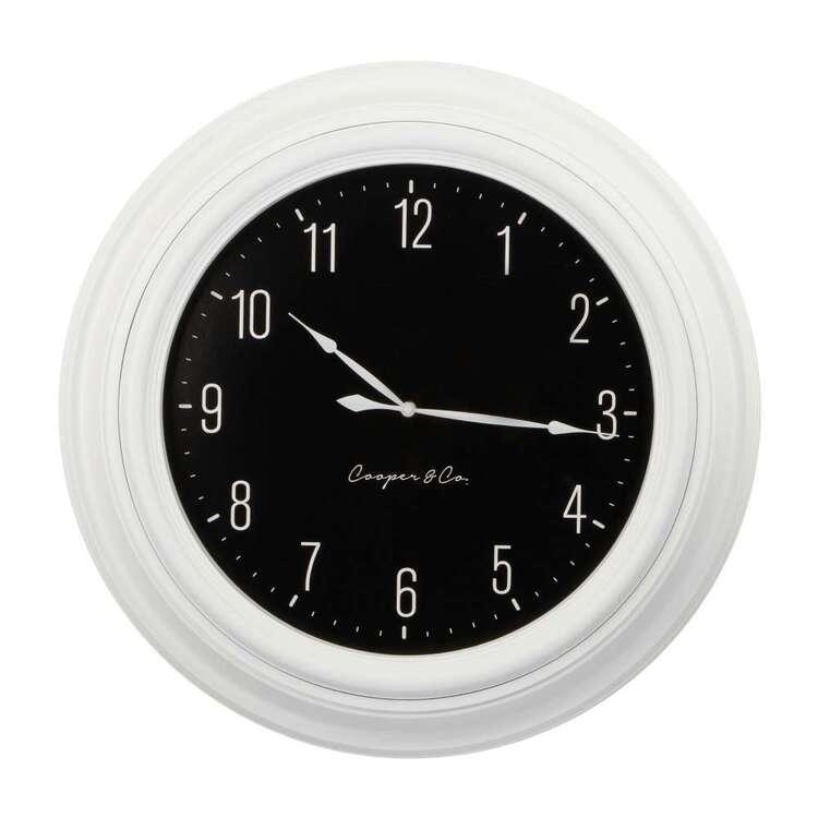 Cooper & Co 60 cm Jumbo Clock Design #3
