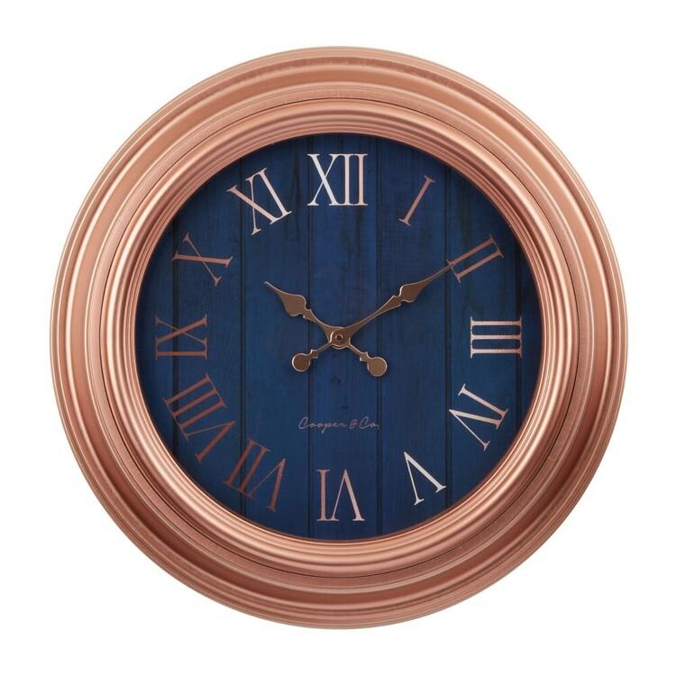 Cooper & Co 60 cm Jumbo Clock Design #5