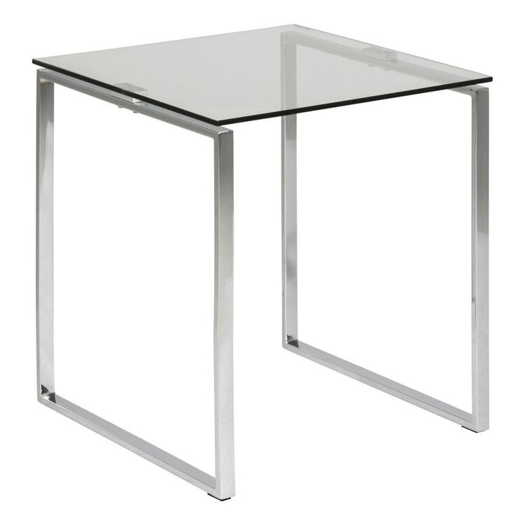 Cooper & Co Manhattan Glass Top Side Table