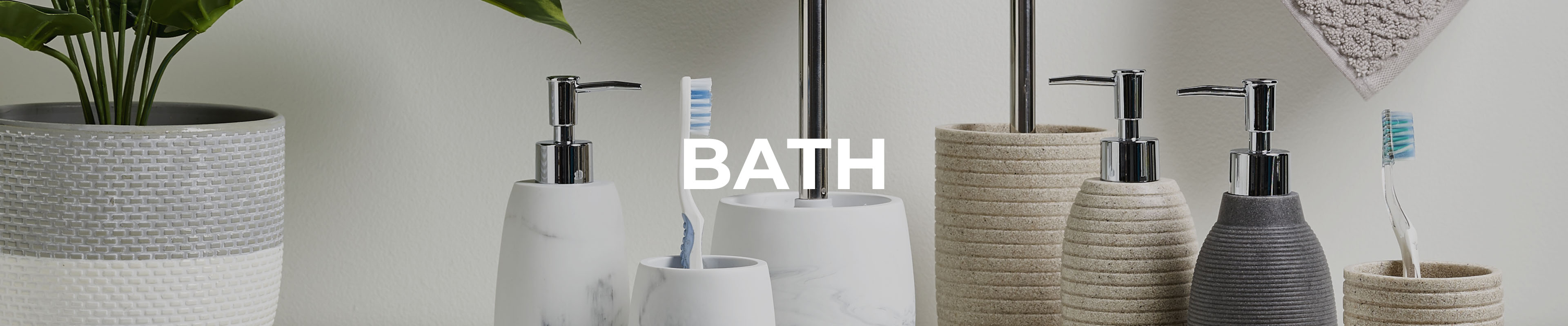 Shop Our Bath Range