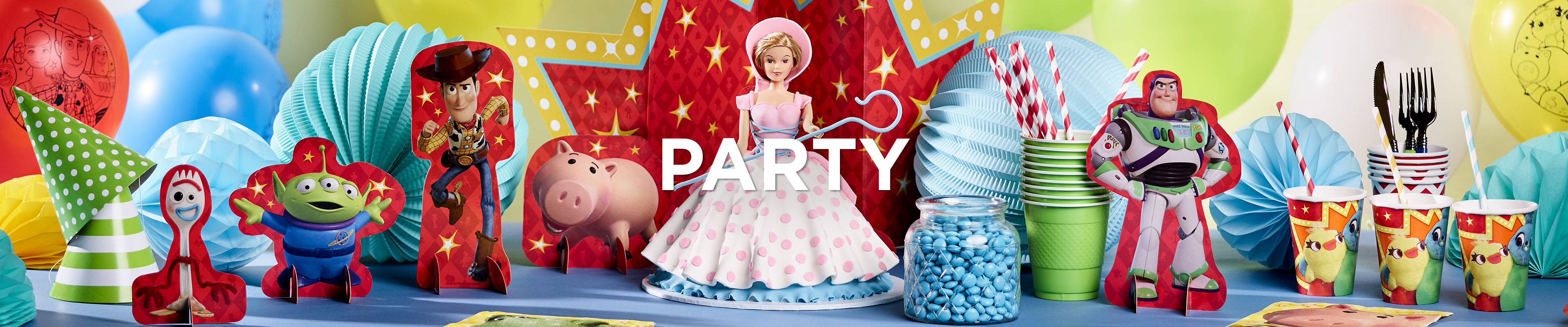 Shop Our Party Range