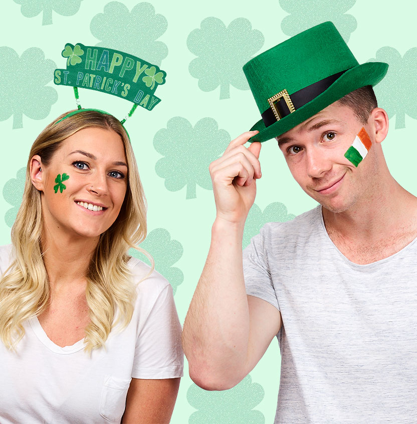 Shop Our St Patrick's Day Range