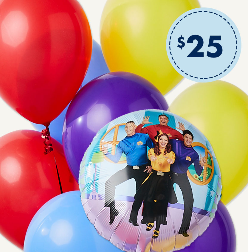 The Wiggles Happy Birthday  Bouquet