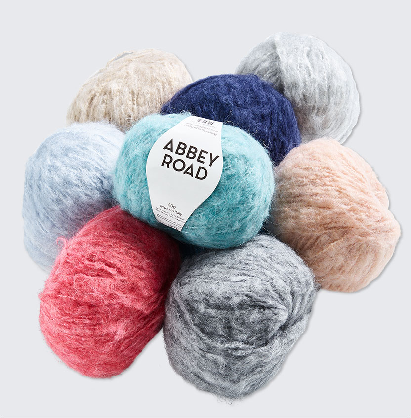 Shop Abbey Road Truly Madly Mohair Blend Yarn