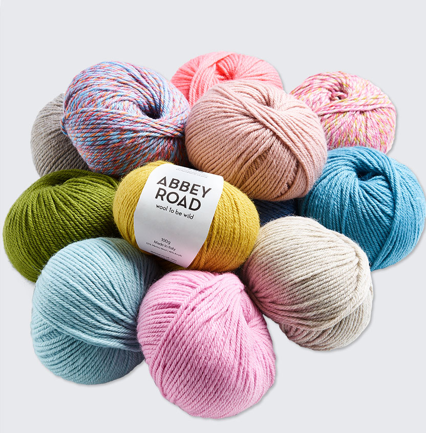 Shop Abbey Road Born To Be Wild Yarn