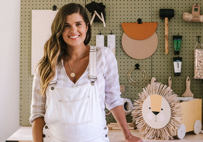 Maker Special: All things DIY and creating with Geneva Vanderzeil