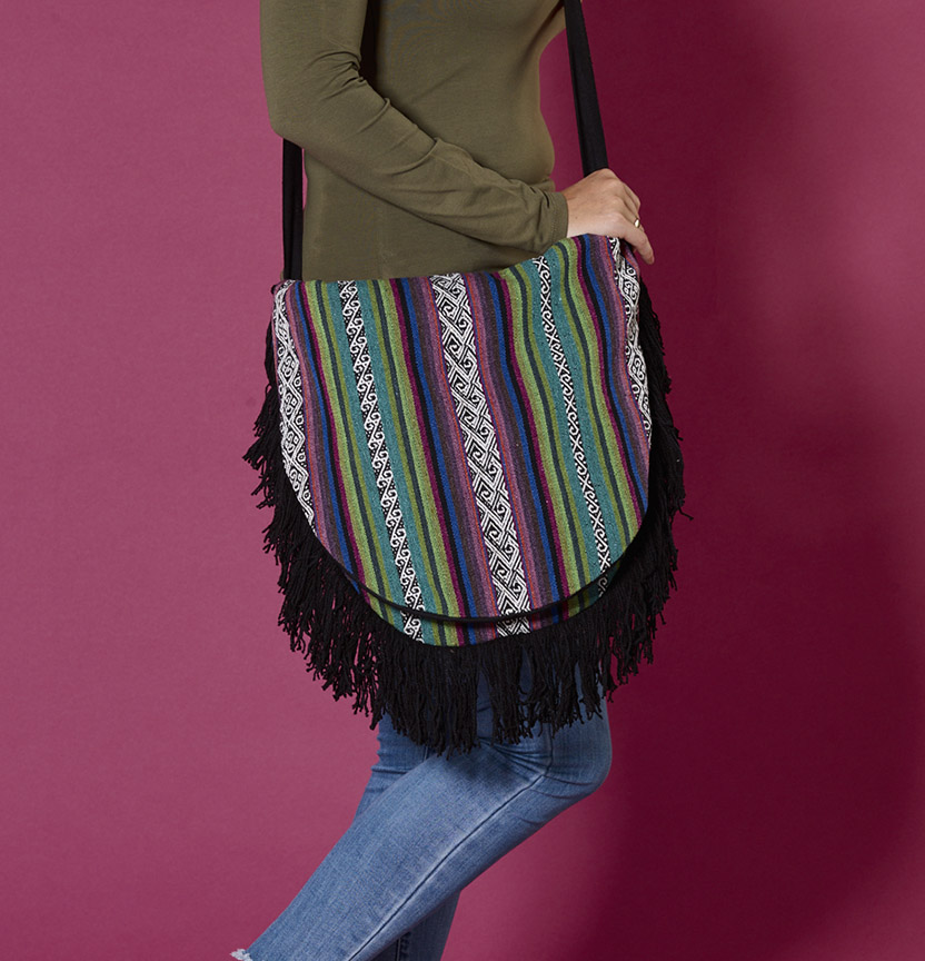 Ancash Hasina Bag Project