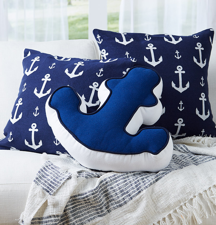 Anchor Cushions Project