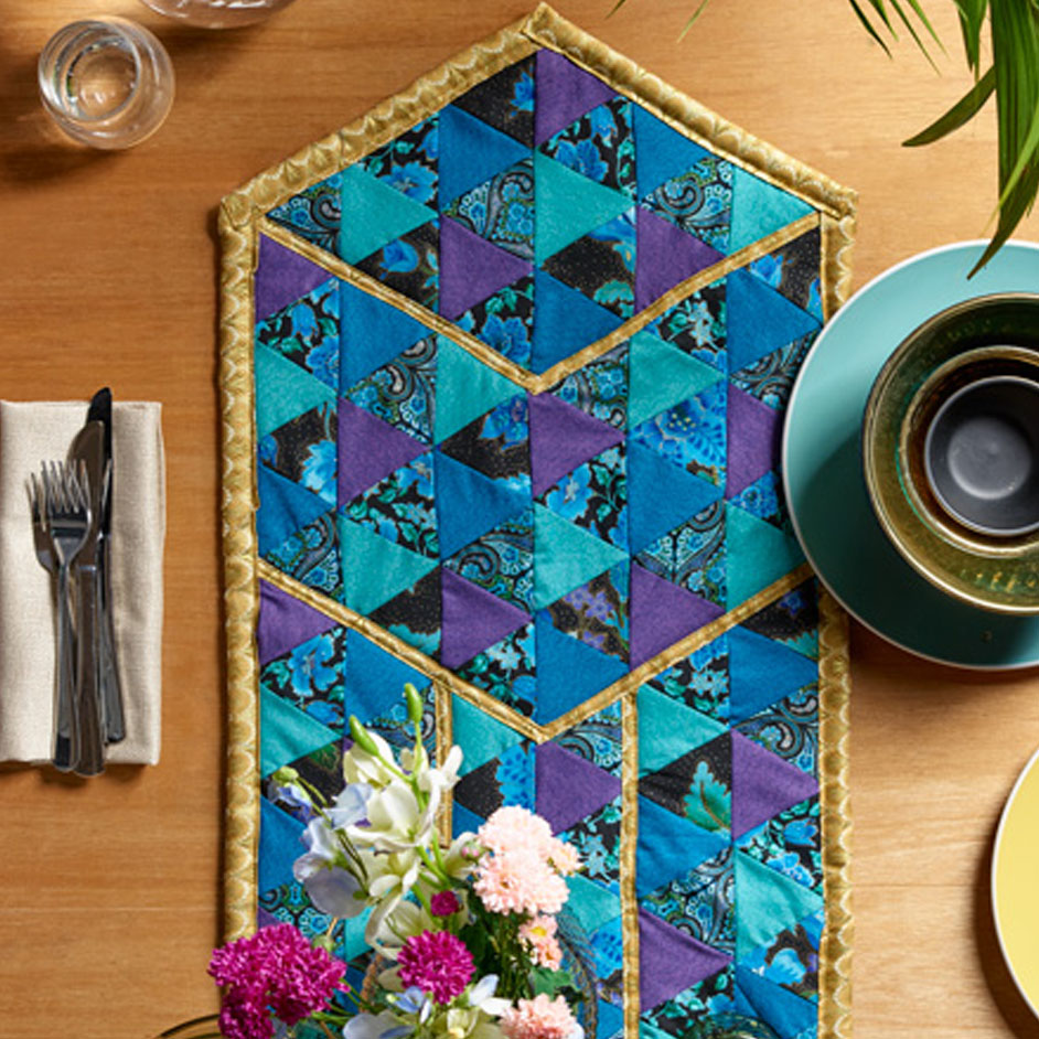 Arabian Delight Table Runner Project