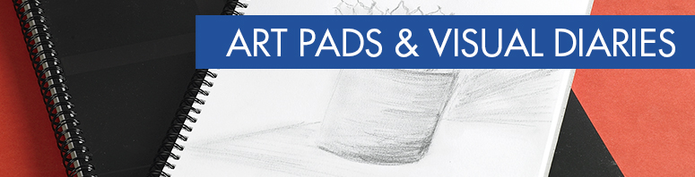 Shop with Spotlight for Art Pads Visual Diaries
