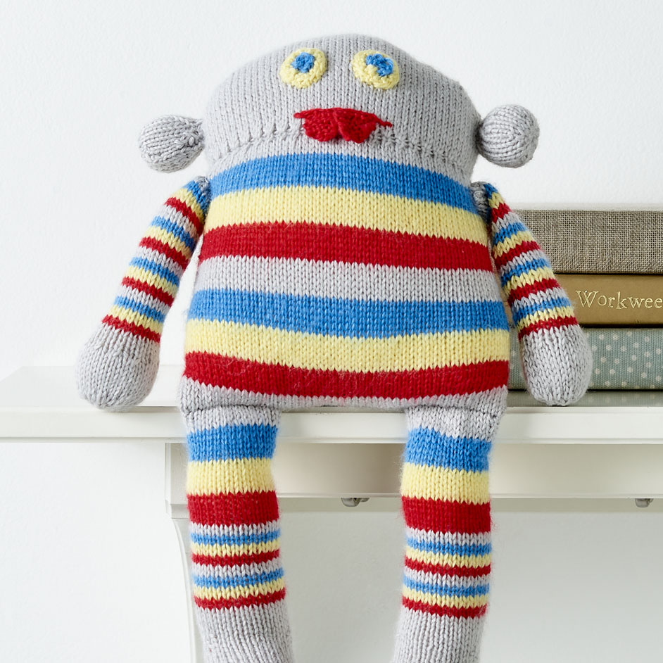 Baby Wonder Monster Toy Project
