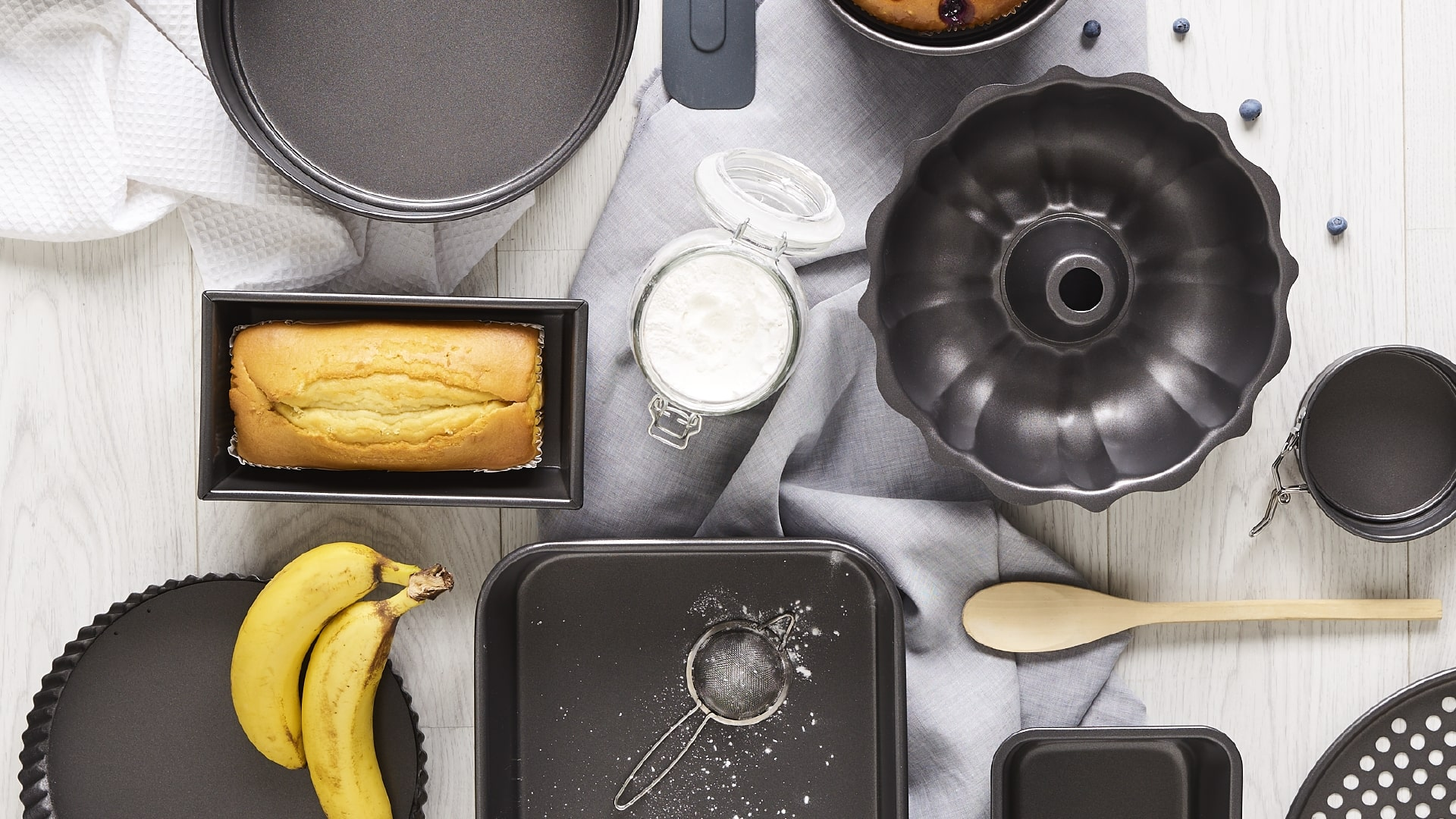 Baking Essentials For Your Kitchen
