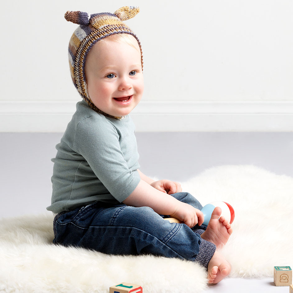 Bambini Baby Bonnet Project