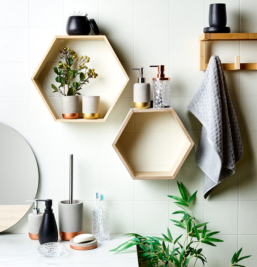 Shop Our Bathroom Storage Range