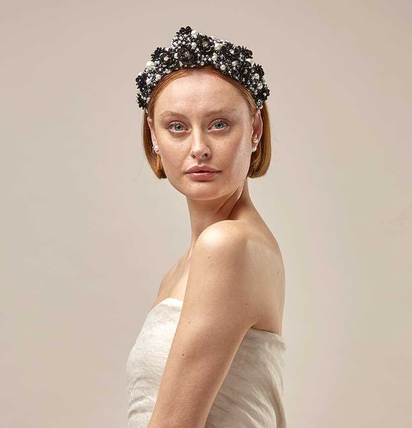 Beaded Turban Project