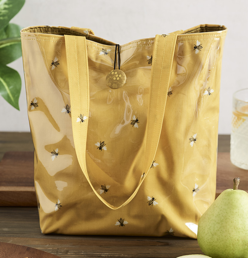 Bee Lunch Bag Project