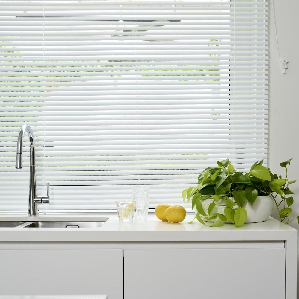 Change Up Your Kitchen With Window Furnishings