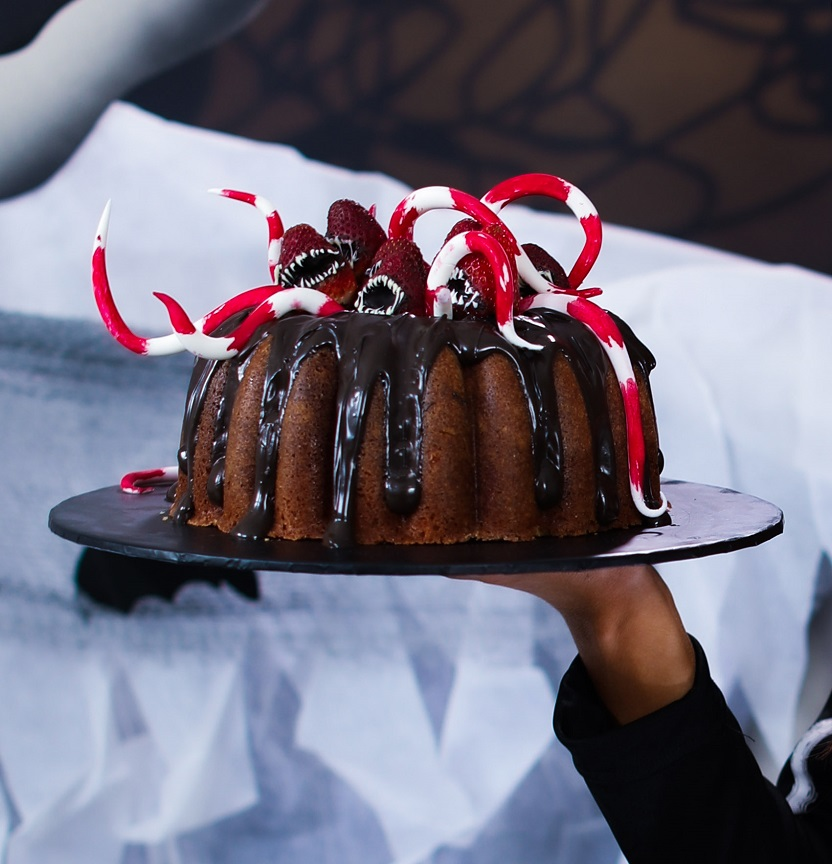 Bewitched Bundt Cake Project