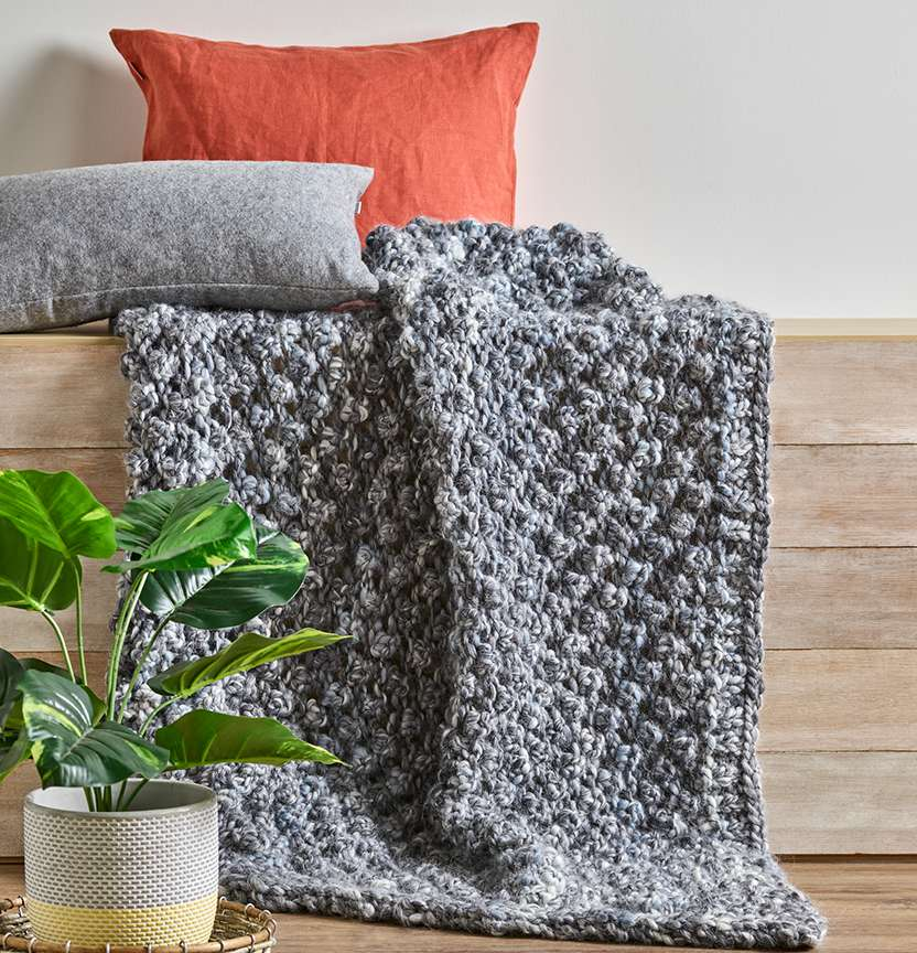 Big Softy Throw Project