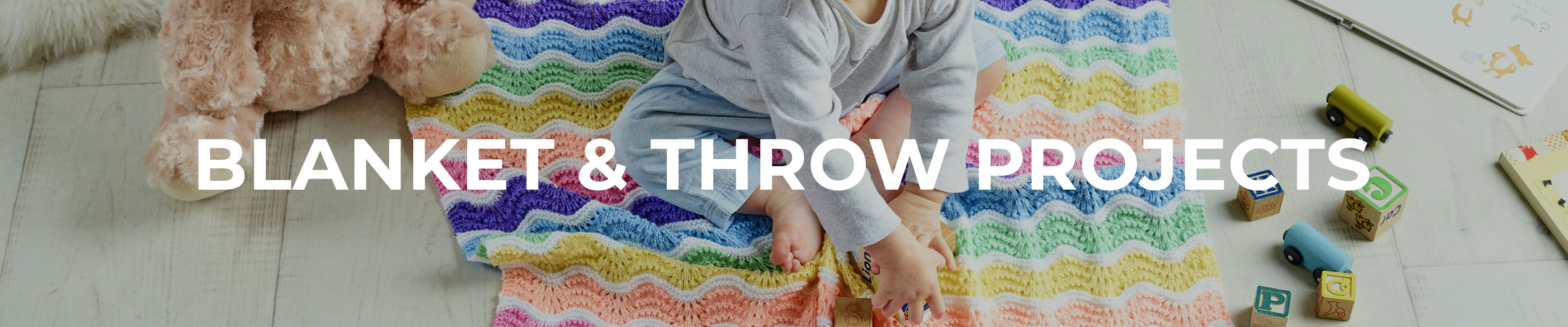 Blanket & Throw Projects