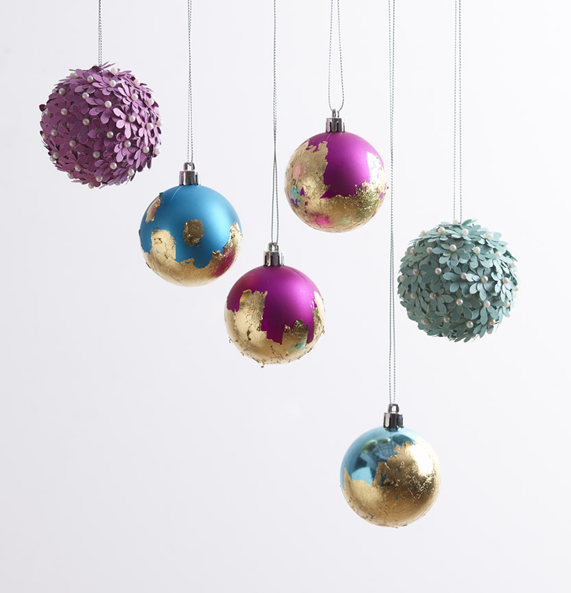 Bling Baubles & Pomanders Project