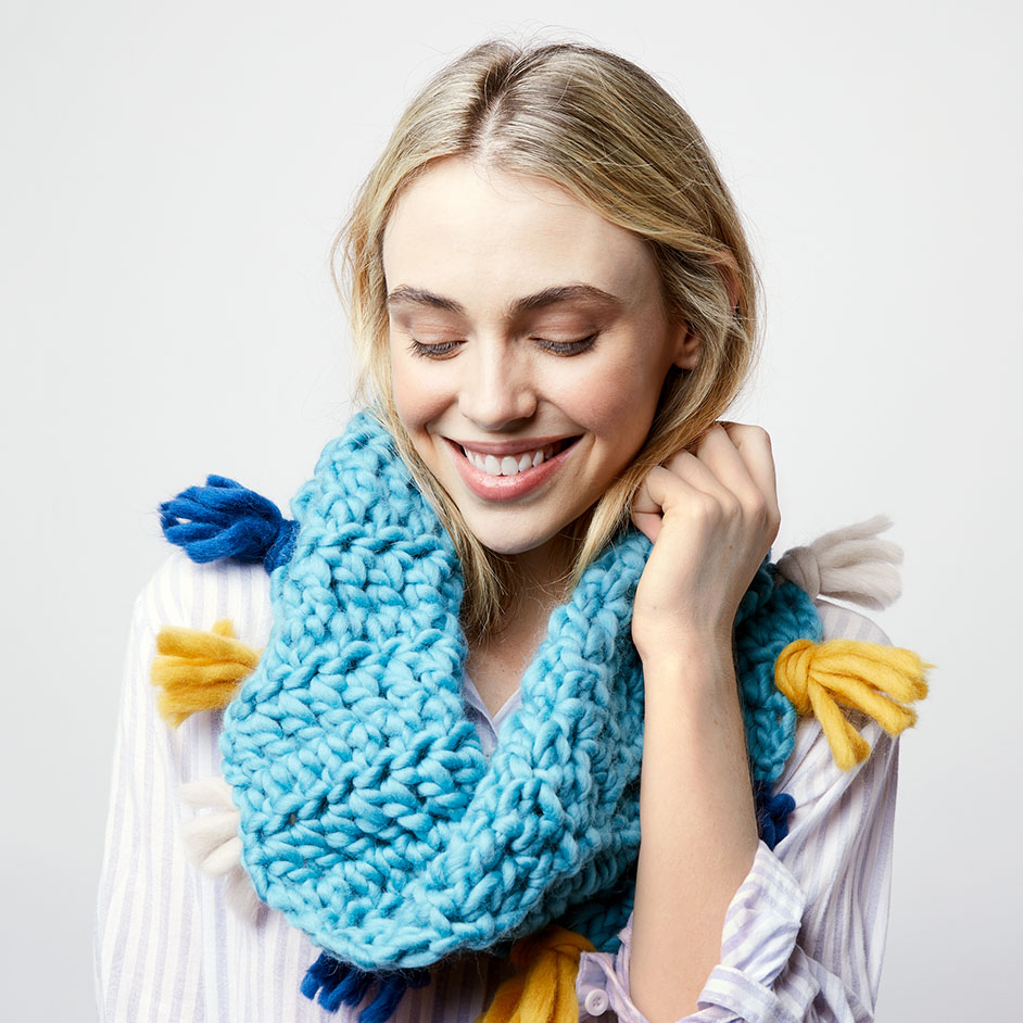 Born To Wool Collar Project