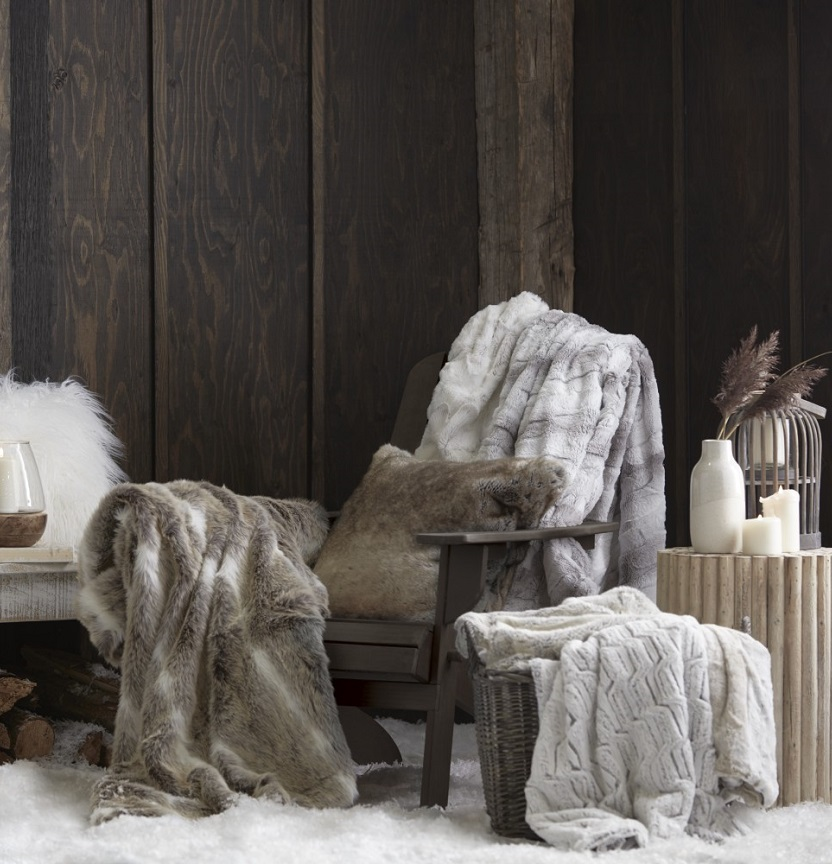 Shop The Bouclair Faux Fur Collection