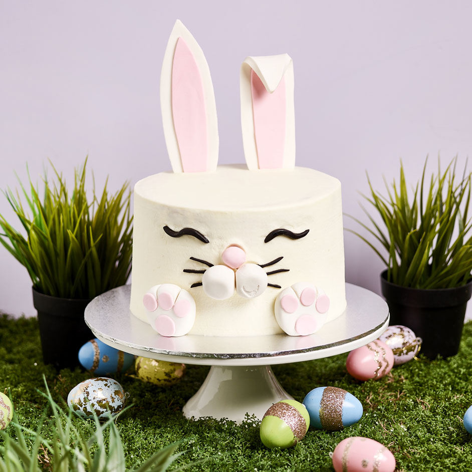Bunny Cake Project