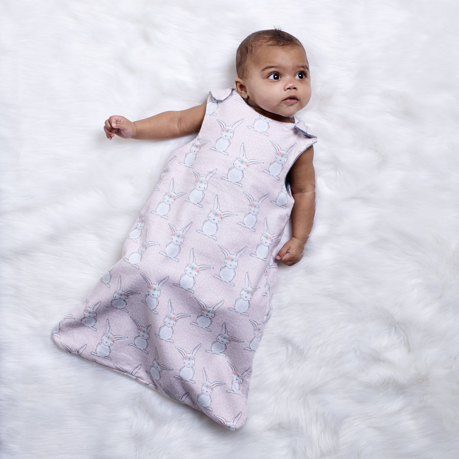 Bunny Sleep Sack Project