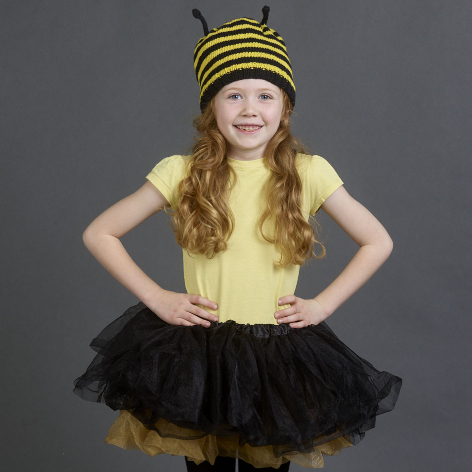 Busy Bee Beanie Project
