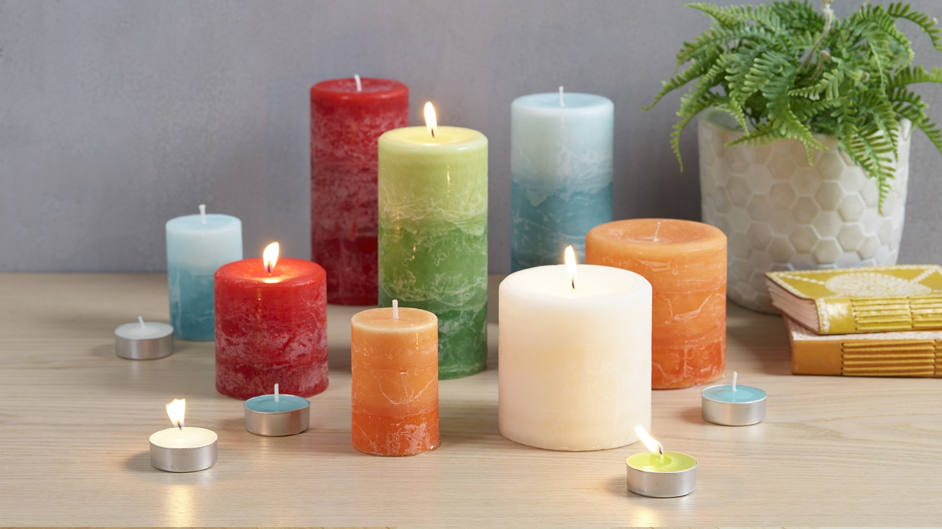 Matching Candles & Scents To Your Home
