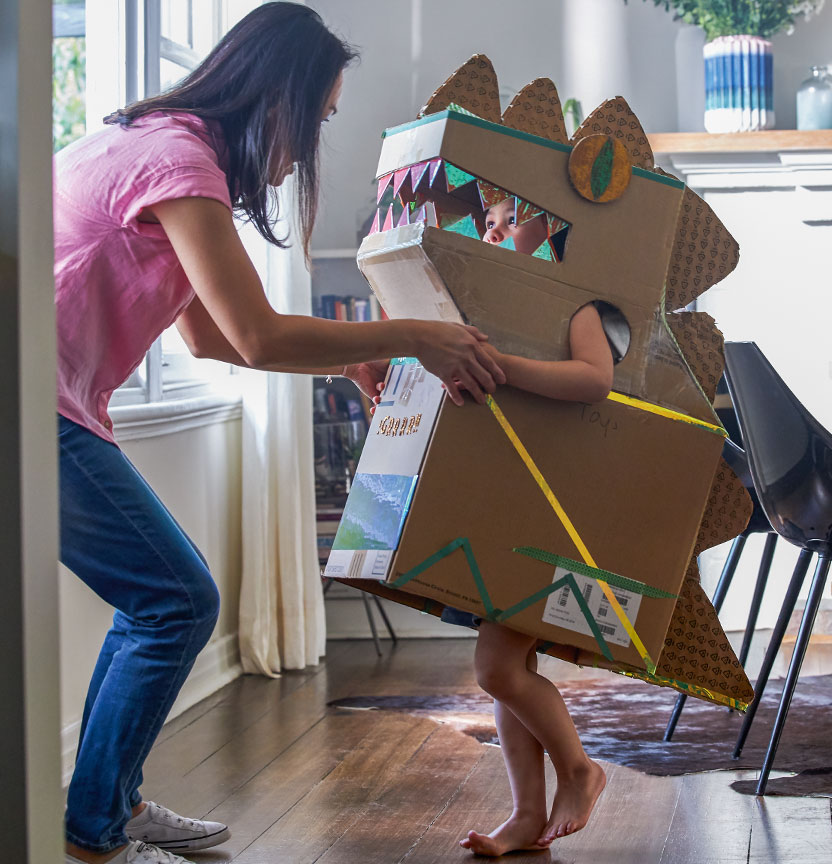 Cardboard Creatures Project