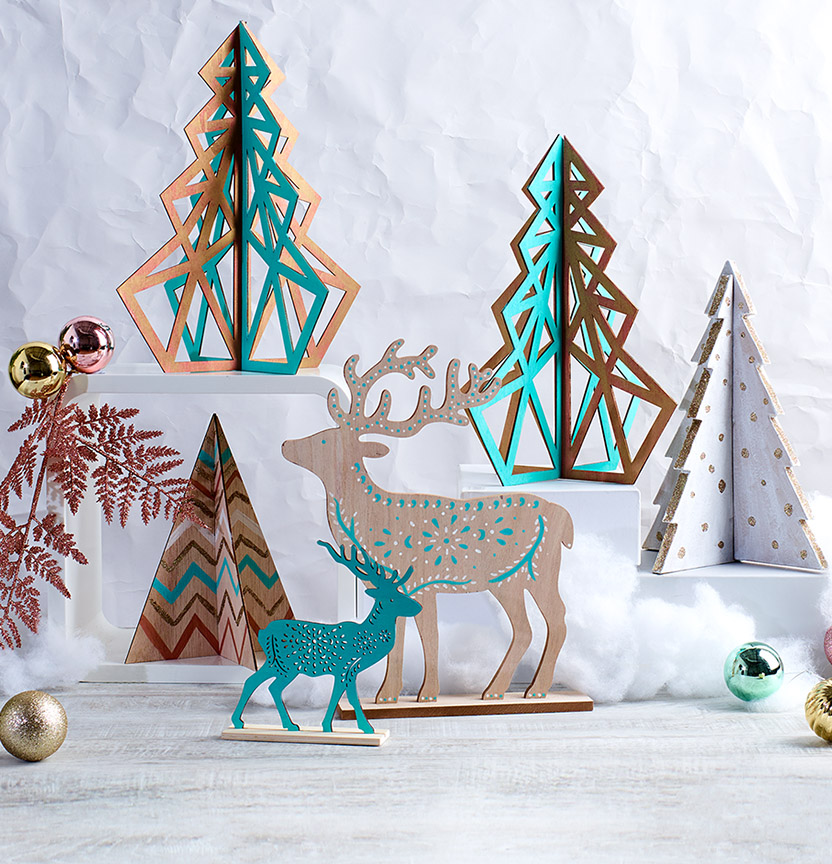 Christmas Chic Timbercraft Project