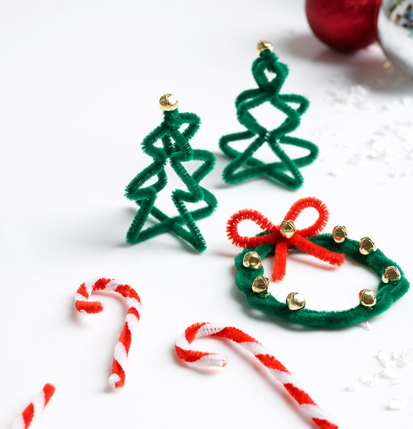 Christmas Kids Decorations Project